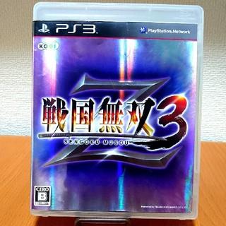 プレイステーション3(PlayStation3)の「戦国無双3 Z」PS3 ソフト(家庭用ゲームソフト)