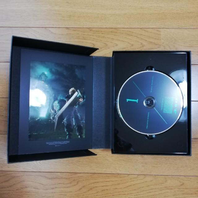 SQUARE ENIX(スクウェアエニックス)のFINAL FANTASY VII REMAKE Original Sound エンタメ/ホビーのCD(ゲーム音楽)の商品写真