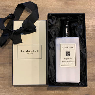 Jo Malone - ジョーマローン ボディ&ハンドローション ブラックベリー&ベイ