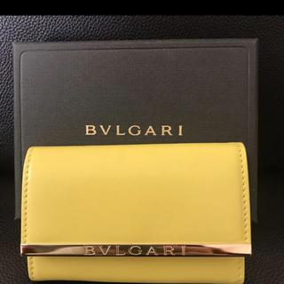 ブルガリ(BVLGARI)の新品 ブルガリキーケース(キーケース)