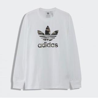 オリジナル(Original)の新品タグ付き adidas Originals TREFOIL(Tシャツ/カットソー(七分/長袖))