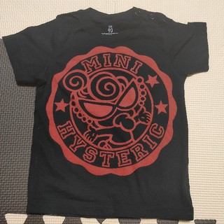 ヒステリックミニ(HYSTERIC MINI)のヒステリックミニ Tシャツ 90サイズ(Tシャツ/カットソー)