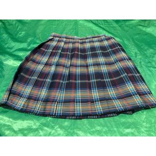 制服 スカート チェック柄 なんちゃって制服 コスプレ(コスプレ)