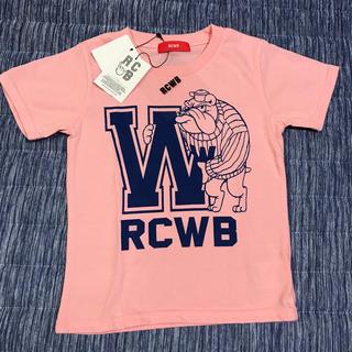 ロデオクラウンズワイドボウル(RODEO CROWNS WIDE BOWL)のRODEO CROWNS WIDE BOWL Tシャツ Mサイズ(Tシャツ/カットソー)