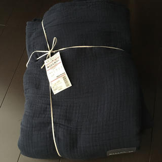 ムジルシリョウヒン(MUJI (無印良品))の無印良品 掛け布団カバー(シーツ/カバー)