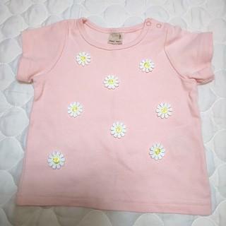 プティマイン(petit main)のプティマイン 半袖 トップス 80(Tシャツ)