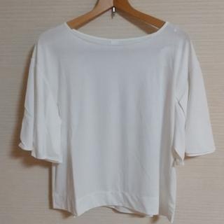 アズールバイマウジー(AZUL by moussy)のアズールバイマウジー 接触冷感Tシャツ(Tシャツ(半袖/袖なし))