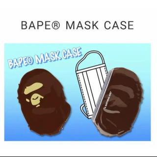 A BATHING APE - A BATHING APE マスクケース mask case
