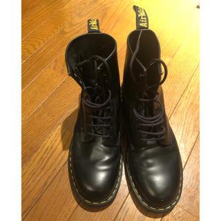 ドクターマーチン(Dr.Martens)のドクターマーチン  8ホール 1460 ブーツ  黒 サイズ UK9 28.0㎝(ブーツ)