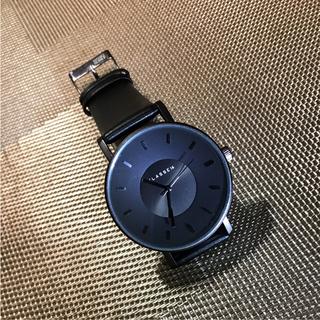 ダニエルウェリントン(Daniel Wellington)のklasse14 42㎜ ブラックメンズレディース 即購入ok (腕時計(アナログ))