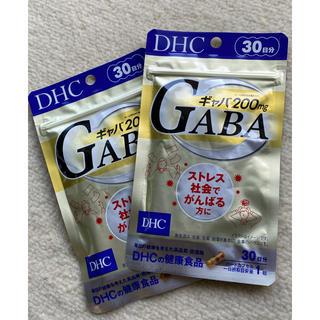 ディーエイチシー(DHC)のDHC GABA 30日分 2袋(その他)