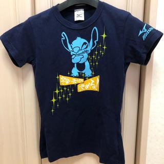ミズノ(MIZUNO)のミズノ Tシャツ(スティッチ・バレーボール)(バレーボール)