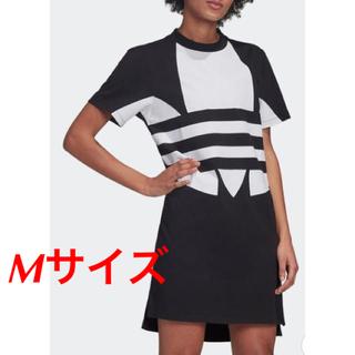 アディダス(adidas)のアディダス Tシャツワンピース レディース(Tシャツ(半袖/袖なし))