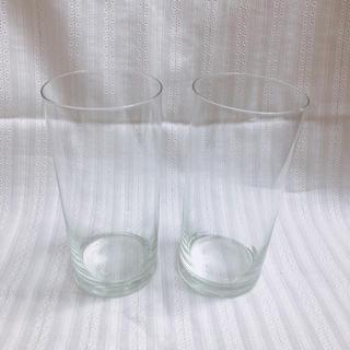 ムジルシリョウヒン(MUJI (無印良品))の❤︎未使用❤︎無印良品/グラスタンブラー2個セット(グラス/カップ)