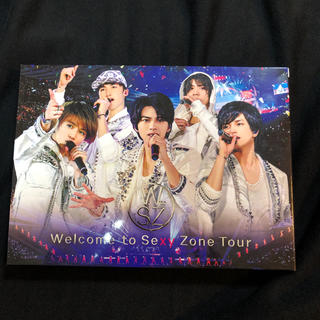 Sexy Zone - Welcome to Sexy Zone Tour 初回限定盤