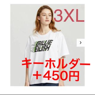 ユニクロ(UNIQLO)のビリーアイリッシュ(Tシャツ(半袖/袖なし))