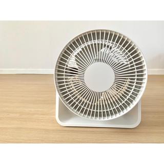 ムジルシリョウヒン(MUJI (無印良品))の無印良品 サーキュレーター(低騒音ファン)・ホワイト(サーキュレーター)