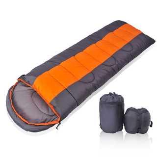 寝袋 シュラフ 封筒型 軽量 コンパクト収納
