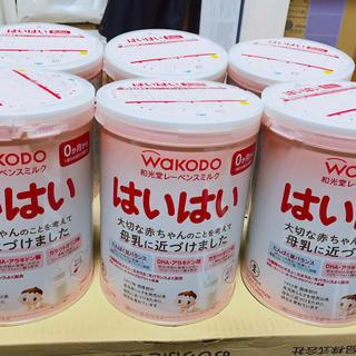 和光堂 - 和光堂 レーベンス ミルク はいはい 810g×6缶