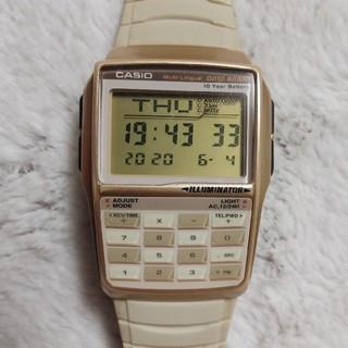 カシオ(CASIO)のCASIO データバンク(腕時計(デジタル))