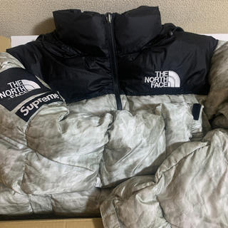 Supreme - supreme the north face paper ヌプシJKT S