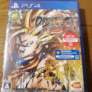 PlayStation4 - ドラゴンボール ファイターズ PS4新品未使用未開封