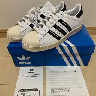アディダス(adidas)のHUMAN MADE × ADIDAS SUPERSTAR 80s(スニーカー)