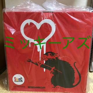 MEDICOM TOY - LOVE RAT(RED Ver.)