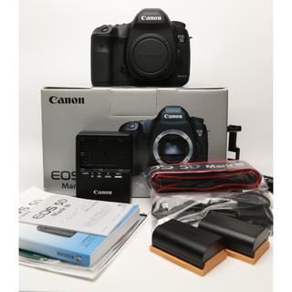 Canon - キヤノン Canon EOS 5D Mark IIIボディー超美品 オマケ付き