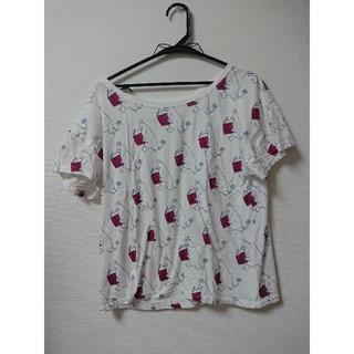 ユニクロ(UNIQLO)のMoomin Tシャツ(Tシャツ(半袖/袖なし))
