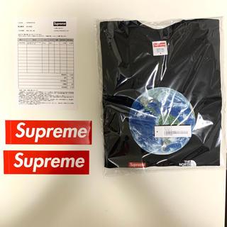 シュプリーム(Supreme)のSUPREME_TNF one world tee(Tシャツ/カットソー(半袖/袖なし))
