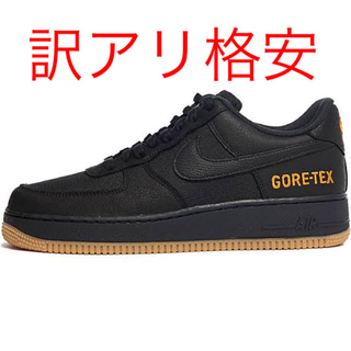 NIKE - NIKE AIR FORCE 1 GTX 28cm