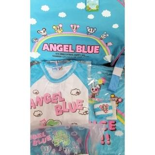 エンジェルブルー(angelblue)の〔新品〕  ANGEL BLUE KIDS    Tシャツ他5点セット  110(Tシャツ/カットソー)