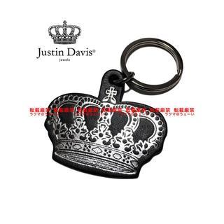 ジャスティンデイビス(Justin Davis)の新品未使用 Justin Davis 非売品ノベルティ キーホルダー(キーホルダー)