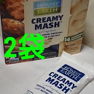 コストコ(コストコ)のコストコ クリーミー マッシュポテト 2袋(インスタント食品)