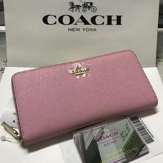 COACH - YKK製品 新品未使用 coach コーチ 長財布F52372
