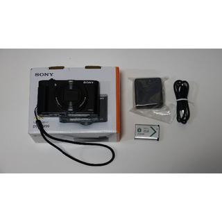 Sonyデジタルカメラ 中古DSC-HX99  値下げしました。