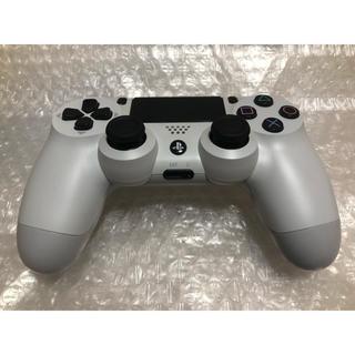PlayStation4 - PS4 純正コントローラー DUALSHOCK4 CUH-ZCT1Jホワイト