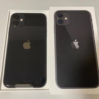 iPhone - 【新品残債無し】Iphone11 SIMフリー 128GB ブラック