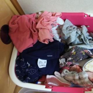 女の子 70 80 中古 洋服 20枚以上セット(Tシャツ)