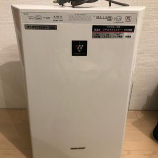 SHARP - 空気清浄機 シャープ プラズマクラスター 7000 KC-Y30-W