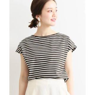 イエナ(IENA)のIENA フレンチスリーブプルオーバー(Tシャツ/カットソー(半袖/袖なし))