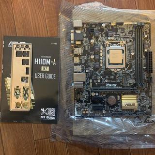 core i5 6500 + H110M-A M.2(PCパーツ)