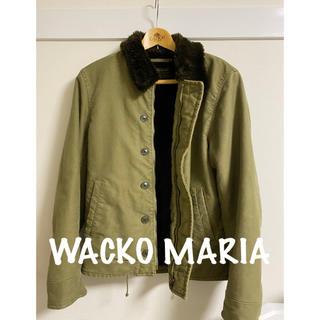 ワコマリア(WACKO MARIA)のWACKO MARIA .2019購入商品N-1 デッキジャケット(ミリタリージャケット)