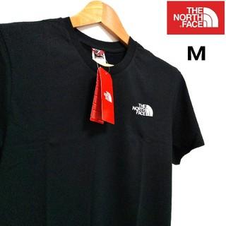 THE NORTH FACE - THENORTHFACE シンプルロゴTシャツ  US/M海外限定★新品