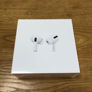 Apple - AirPods Pro 新品未使用未開封(エアポッド プロ)型番MWP22J/A