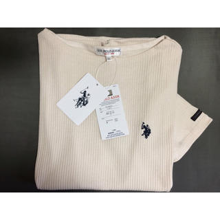 POLO RALPH LAUREN - タグ付き未使用品 us polo assn tシャツ   リブt