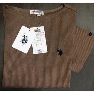 POLO RALPH LAUREN - タグ付き未使用品 us polo assn tシャツ  リブtシャツ