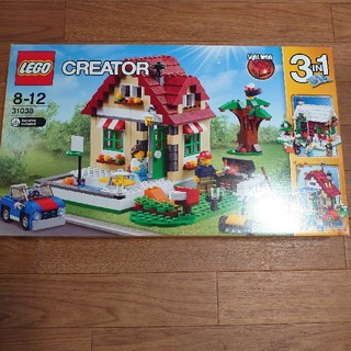 Lego - 新品 レゴ LEGO 季節のコテージ 31038