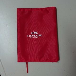 コーチ(COACH)のCOACH コーチ ブックカバー (ブックカバー)